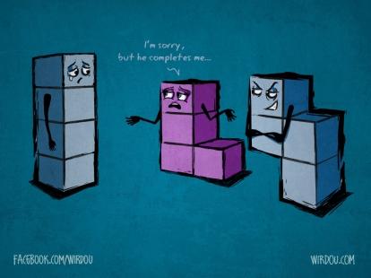 Tetris Affairs