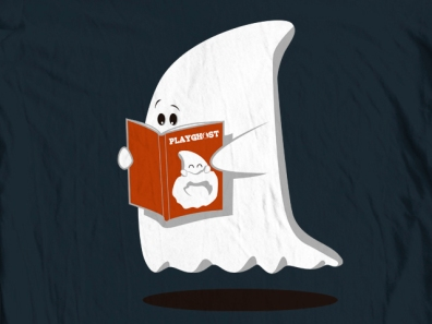 ghost, fantasmas, playboy, guarro, naughty, fun, funny, divertido, gracioso
