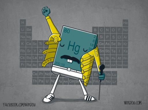 science, fun, funny, curious, desig, drawing, illustration, scientist, chemistry, biology, cute, ciencia, divertido, gracioso, cantante, música, music, singer, queen, química, periodic table, tabla periódica