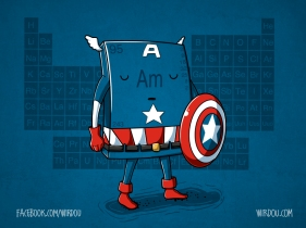 science, fun, funny, curious, desig, drawing, illustration, scientist, chemistry, biology, cute, ciencia, divertido, avengers, vengadores, capitán, america