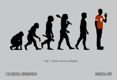 evolution sheldon