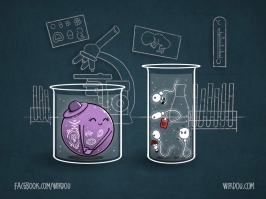 science, fun, funny, curious, desig, drawing, illustration, scientist, chemistry, biology, cute, ciencia, reproduction, reproducción, científico, laboratorio, lab, sperm cells, espermatozoides