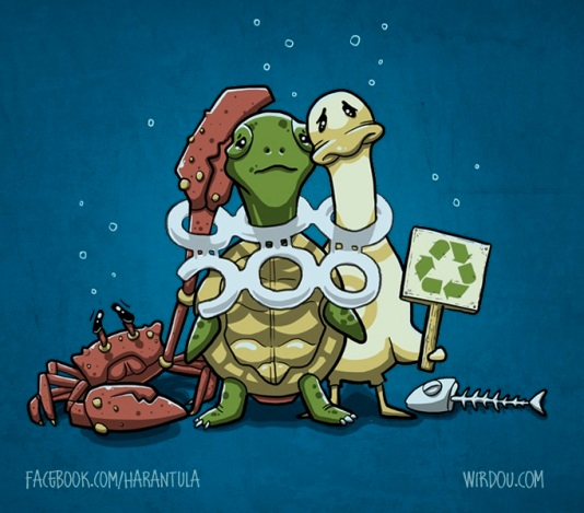 science, fun, funny, curious, desig, drawing, illustration, scientist, chemistry, biology, cute, ciencia, divertido, reciclar, recycling, environment, plastic, plástico, pollution, contaminación