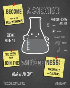 Become a Scientist