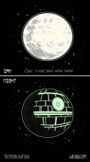tHAT'S NO MOON