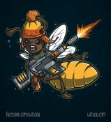 Not a common firefly