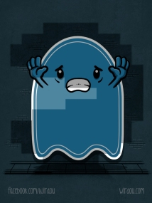 Trapped Pacman