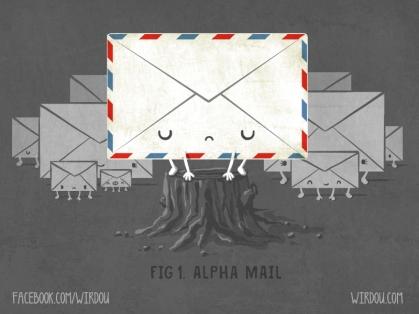 alpha mail