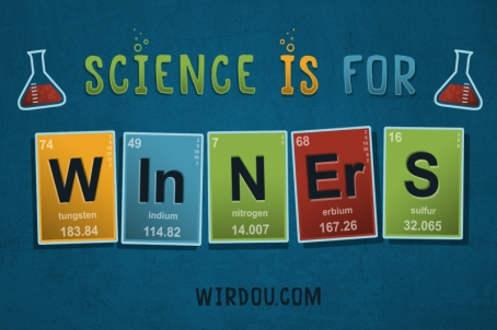 science is for winners