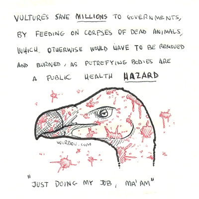 science, curious, curiosity, fun, funny, humor, vultures, corpses
