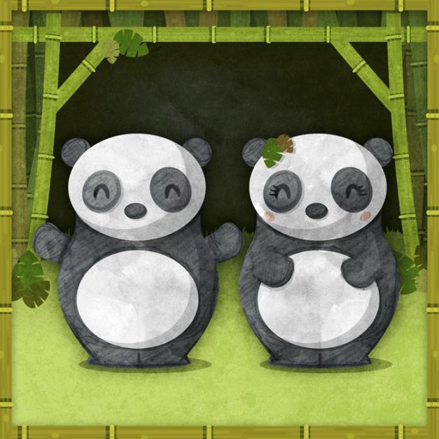 pandas-cuadrado
