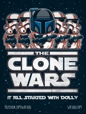 science, fun, funny, curious, desig, drawing, illustration, scientist, chemistry, biology, cute, star wars, clone, dolly, stormtrooper, boba fett