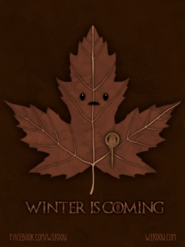 science, fun, funny, scientist, curiosity, curious, chemistry, biology, cute, design, illustration, drawing, leaf, fall, autumn, winter, game of thrones
