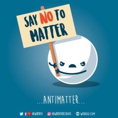 antimateria inglés para web