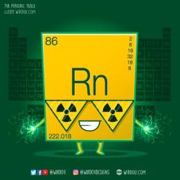 Web Radón
