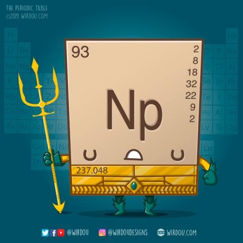 Web Neptunium Aquaman